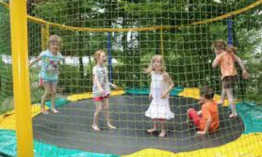 Aktiv ferie på campingpladsen eller i området