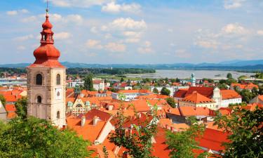Kemping Wschodnia Słowenia