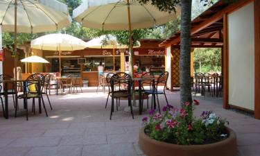 Pladsens restaurant og marked