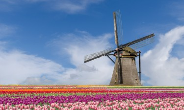 Badelandsferie i Holland - det flade Europa
