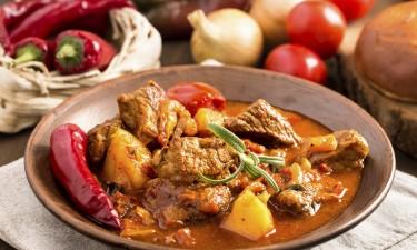 Det ungarske køkken