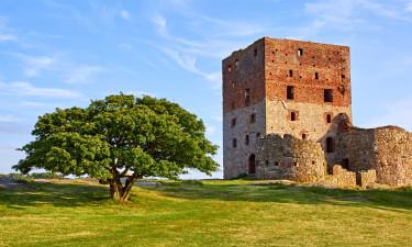 Masser seværdigheder på Bornholm
