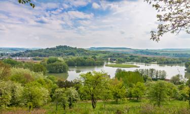 Camping og aktiv ferie i naturen