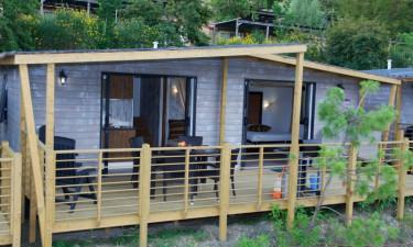 Domki kempingowe w najatrakcyjniejszych ośrodkach wakacyjnych