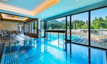 Pool Eurocamp Wilder Kaiser im Salzburger Land