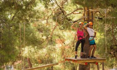 Campingpladser i Kroatien for teenagere