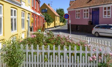 Bornholms hyggelige byer