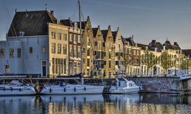 Oplev Holland