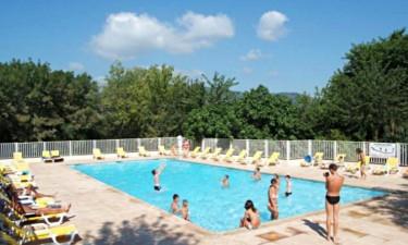 Pool Campingplatz Parc Bellevue (Cannes)
