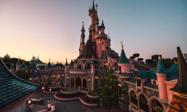 Badeland og Disneyland® Paris