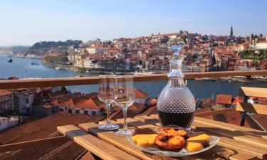 Gastronomi og vin  på Costa da Prata
