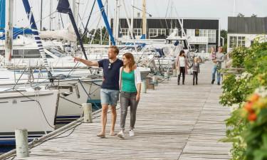 Læs mere om Landal Ebeltoft Øer Maritime her...