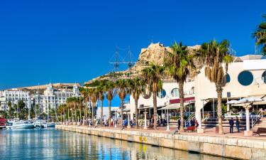 Hiszpańska Costa Blanca na wakacje