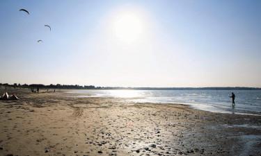 Saint Martin og området omkring Ile de Ré