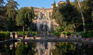 Rzym-Lacjum camping