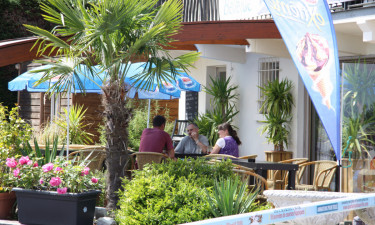 Restaurant og faciliteter