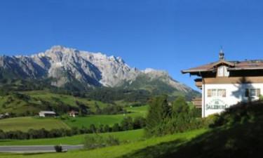 Om Landhaus Salzburg