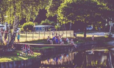 Faciliteter og aktiviteter på Camping de Belten