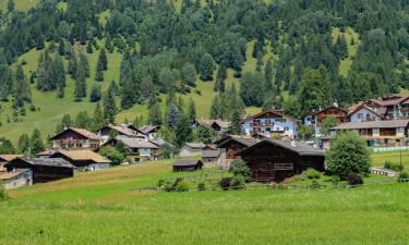 Tag på camping til Fiemme village