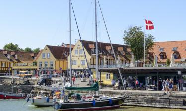 Ferie på Bornholm