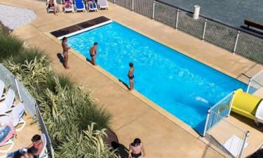 To poolområder at vælge imellem