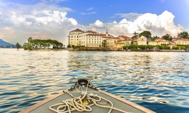 Campingurlaub Lago Maggiore