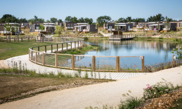 Camping Le Pin Parasol - welcome