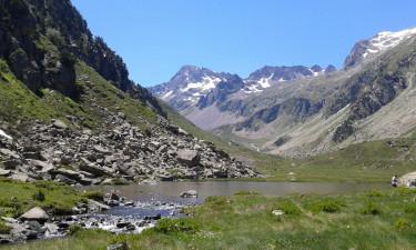 På ferie i Pyrenæerne