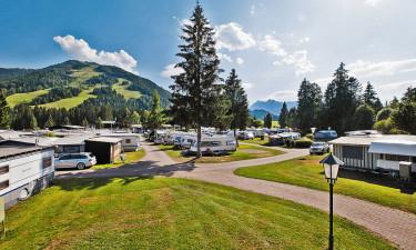 Czemu kemping Eurocamp Wilder Kaiser to świetne miejsce dla rodzin z dziećmi?