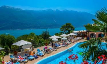 Camping Garda ved søen