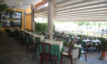 Restauranter og barområde