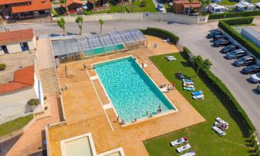 Indbydende poolområde for alle