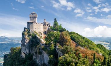 Besøg San Marino by