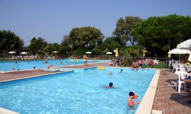 La Rocca camping Manerba