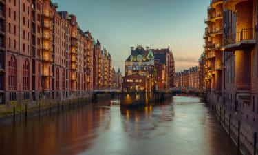 Besøg skønne Hamborg