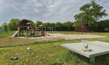 Faciliteter på KNAUS campingpark Leipzig