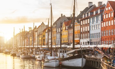 Besøg Danmarks charmerende byer
