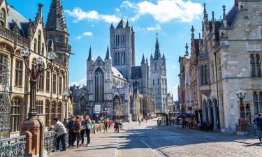 Udflugtsmål i Belgien