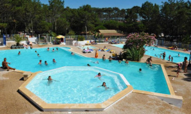 Camping Le Saint Martin in Süd-West Frankreich