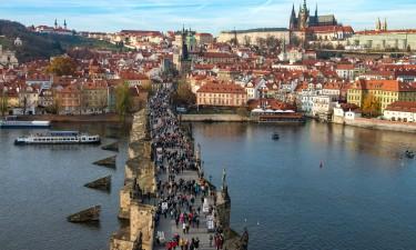 Hovedstaden Prag