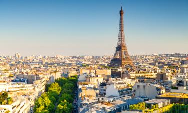 Bedste strande og seværdigheder i Frankrig