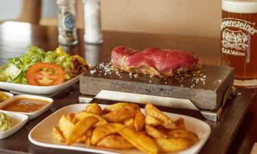 Spis godt både ude eller hjemme i egen feriebolig