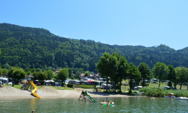 Oplev Camping Ossiacher See