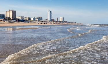 Badeferie ved strand