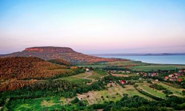 Læs mere om ferielejligheder ved Balatonsøen...