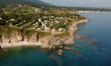 Smuk placering i Sydfrankrig