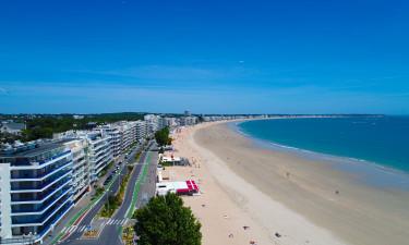 Guérande i det sydlige Bretagne