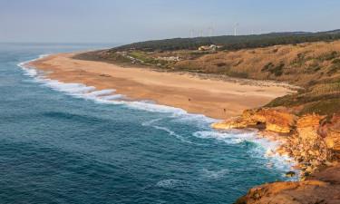 Dejlige strande på Costa da Prata