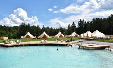 Naturlig pool eller badesø