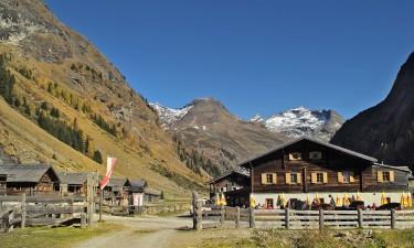 Læs mere om ferielejligheder i Øst Tyrol her...